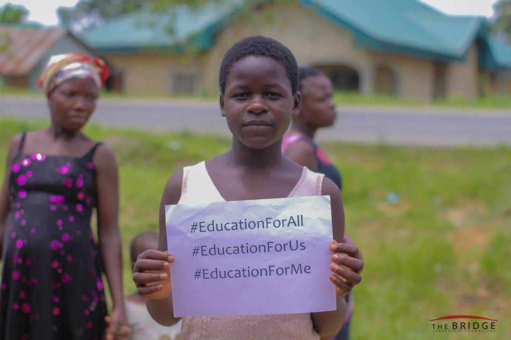 Support 600 rural children to school in Nigeria