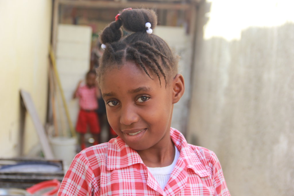You are making a difference for girls like Abi.