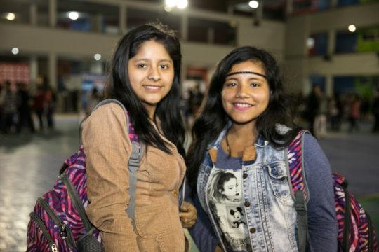 Empowering 500 at-risk Teenage Girls in Peru