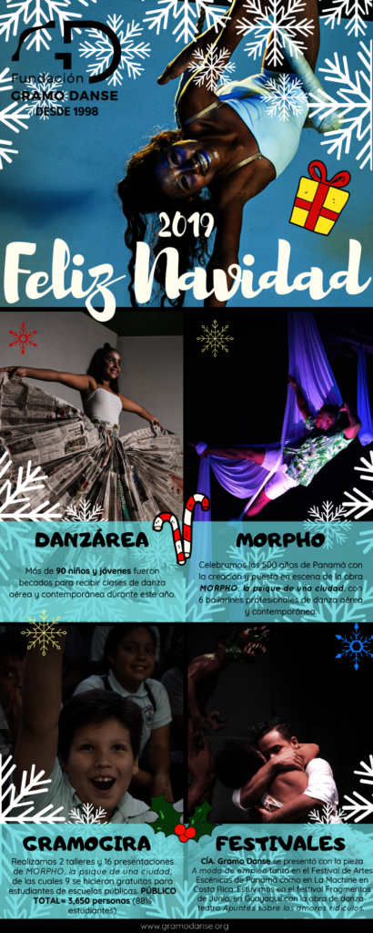 Our Christmas Greetings (in Spanish)