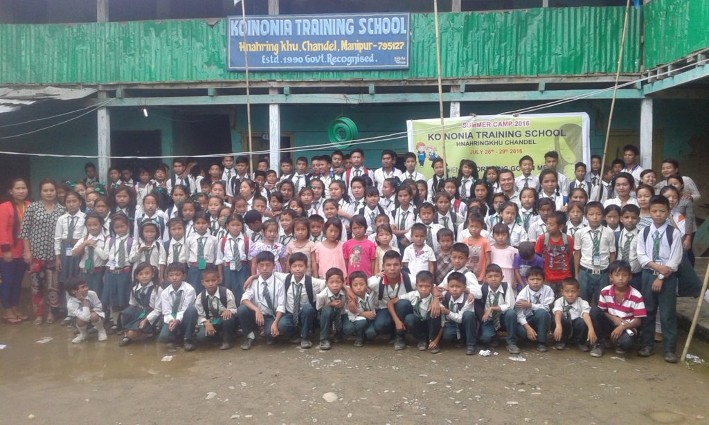 Educate 300 students of HIV and poverty in India