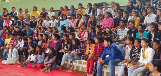 Udaan Future Programme for Young Adolescent Girls