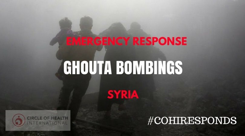 Do others know we exist?  Urgent appeal for Ghouta