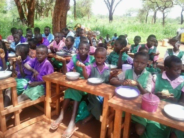 New Stoves to Feed Hundreds of Girls & Boys