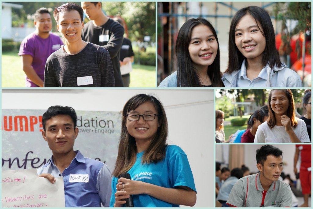 Empower 20 Young Changemakers from Myanmar