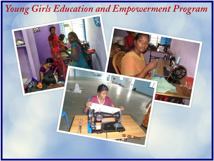 100 Young Girls Education & Empowerment Prg Y-GENE