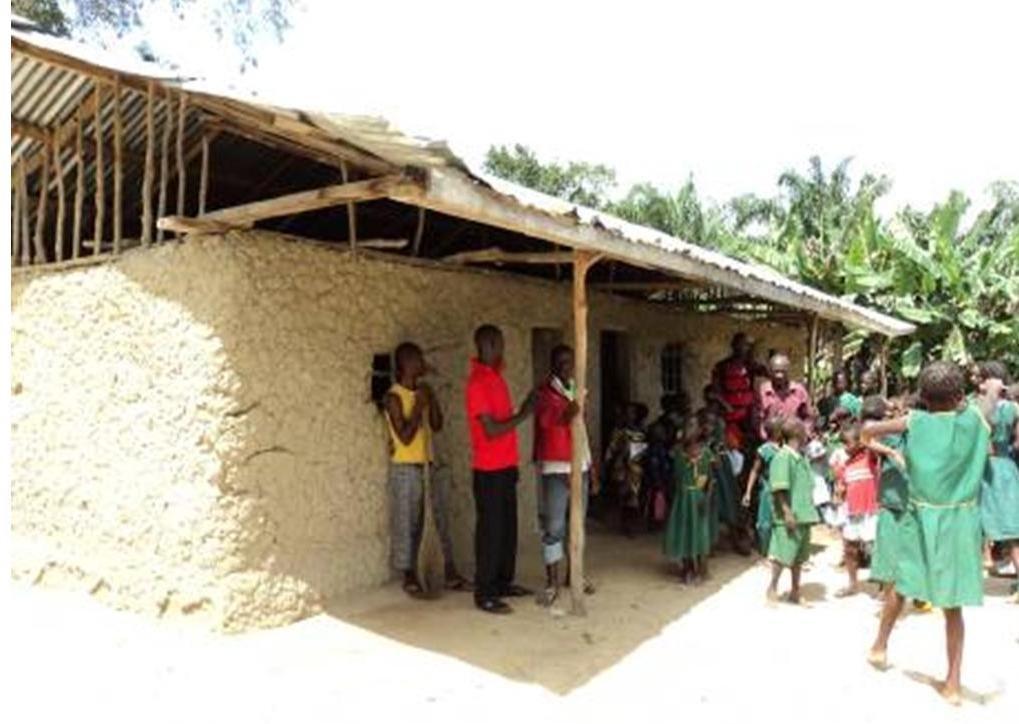 Send 250 Ebola and Mudslide Orphans to School