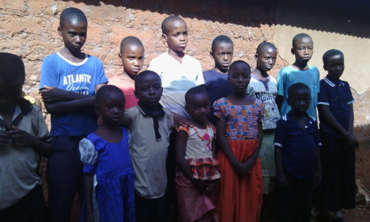 School Materials for Orphans in Kigoma Rural