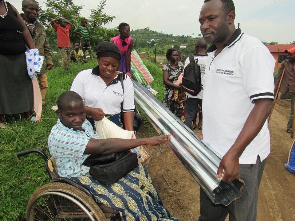 Empower 100 Youth with Disabilities in Rwenzori