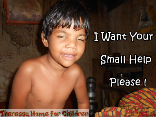 Help  50 Orphan,Disabled,HIV+ children in India
