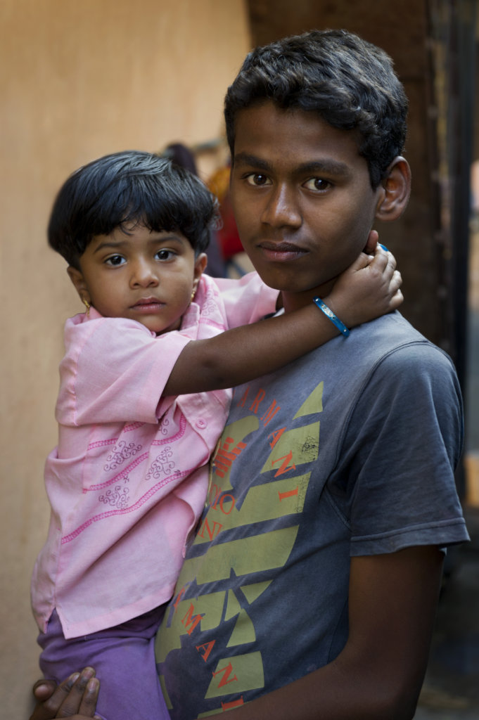 Raise 300 boys in India to be gender-equitable