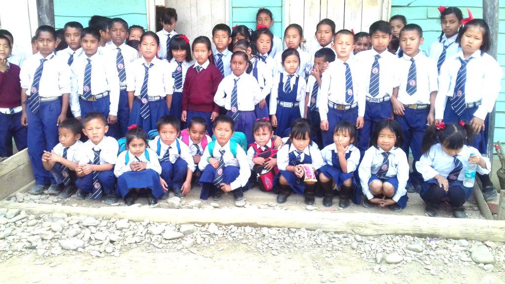 Provide Free Education to 50 Tribal Children