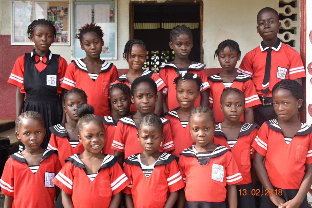 Support 25 Rural Children Education in Liberia