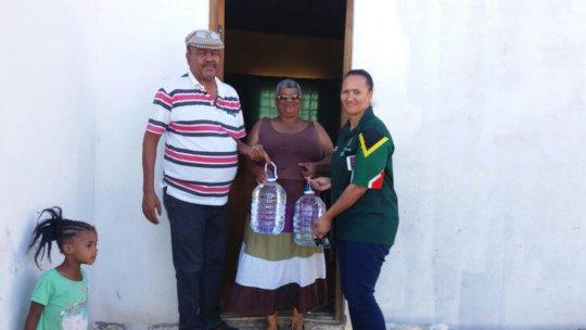 Door to Door Delivery of Water