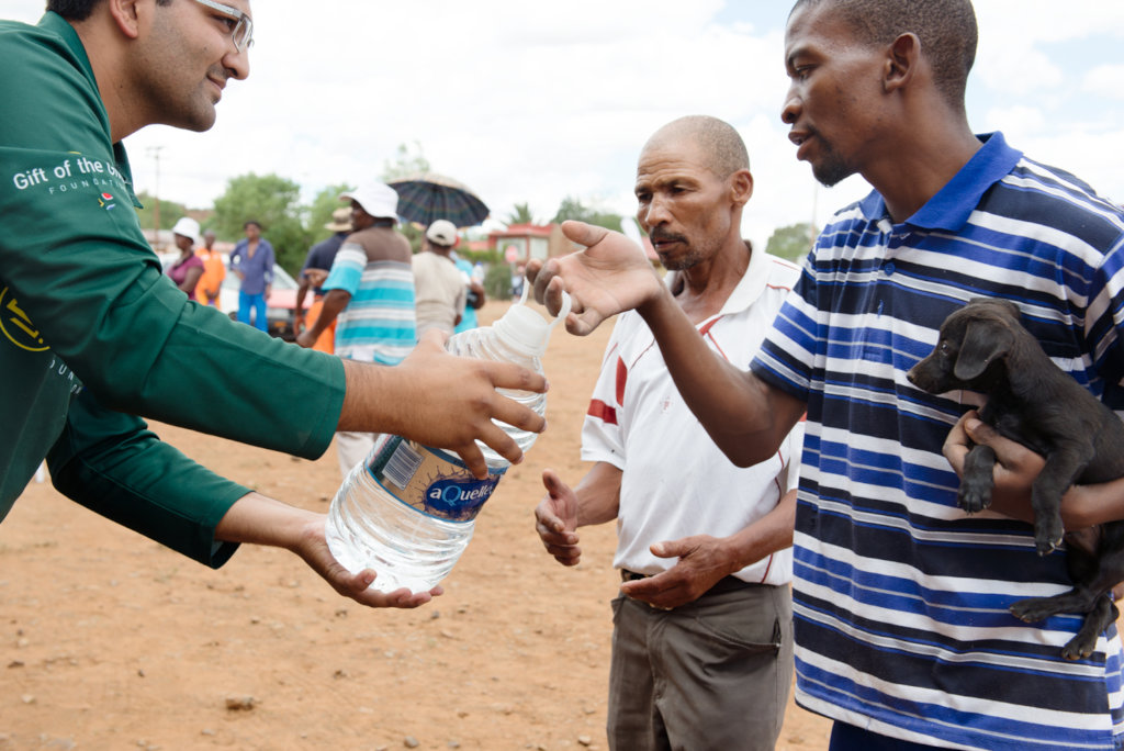 Provide Access to Drinking Water in Western Cape