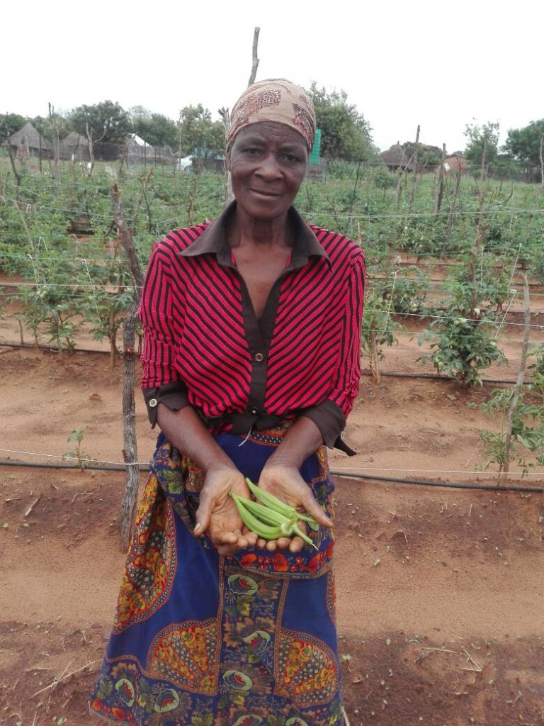 End Poverty Among Rural Women