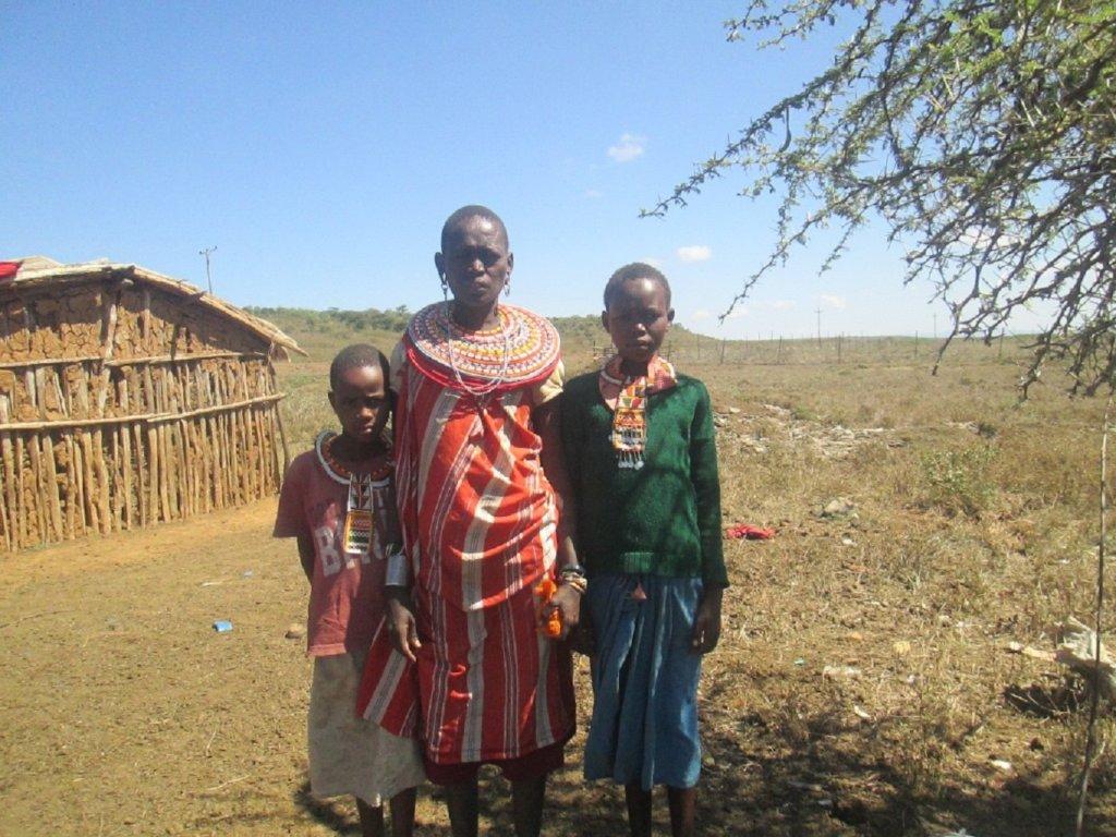 Build 2 Dormitories for 600 girls in Samburu
