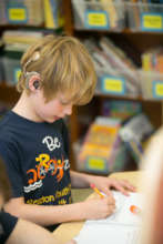 Children can become good writers and communicators