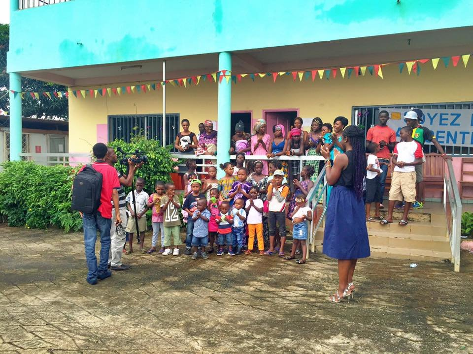 Empowering 224 Disadvantaged Guinean Children