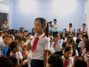Training for Ethnic Minority Children