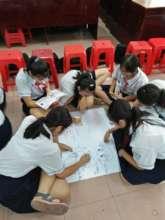 Children at HCMC school
