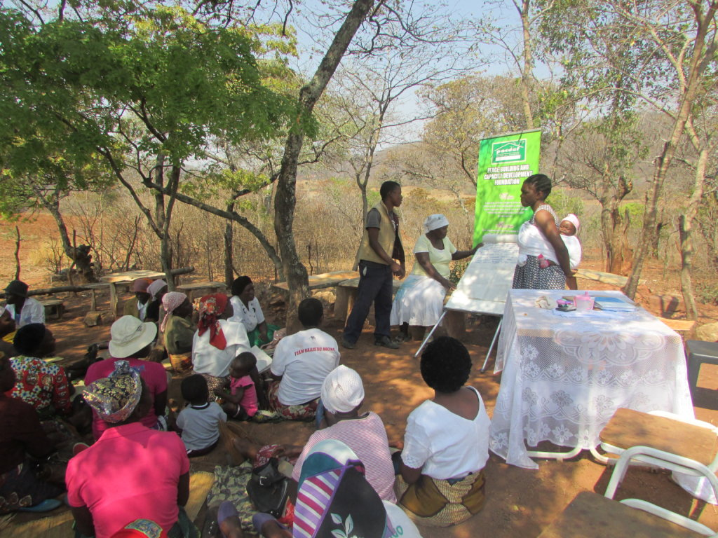 Help us to support 8 women empowerment programs