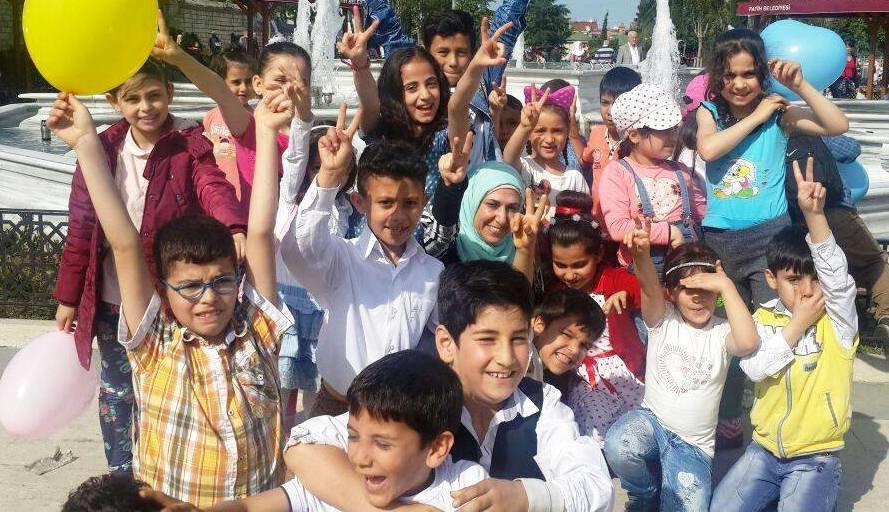 Psychological Support to Syrian Refugees in Turkey