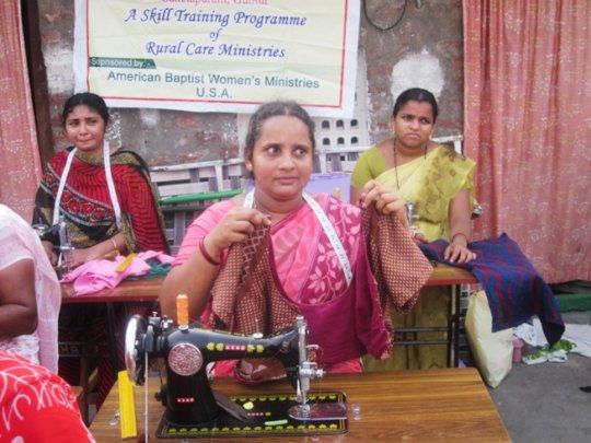 Enhancing Employability through skill training