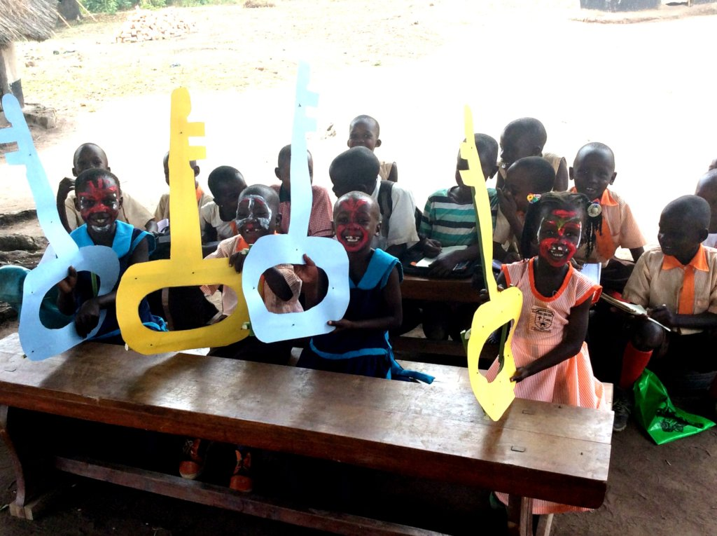 Education is the key for 1000 children in Kole