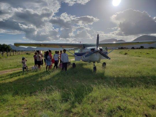 Air Ambulance in Guyana