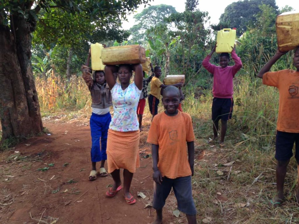 Contaminated Water Project for 600 Families