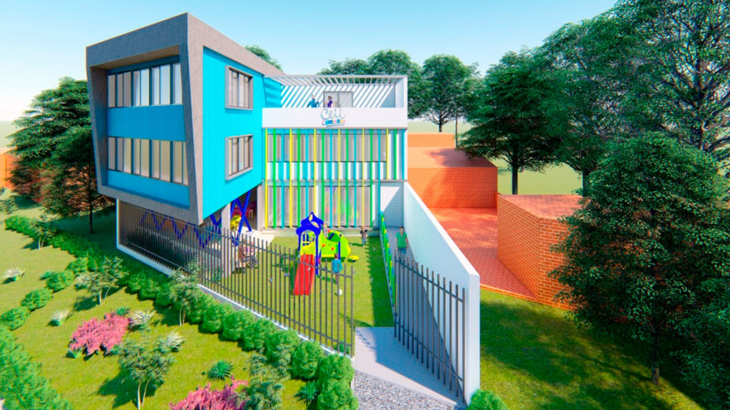 Build an Education Center for Children in Colombia