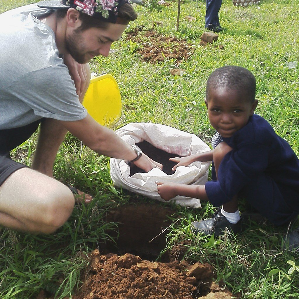 Support IOP Plant 5,000 trees in Ilula Township
