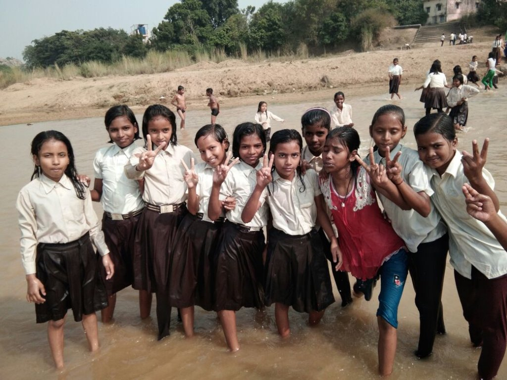 Build Science Lab for 500+ kids in village school