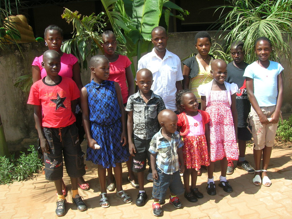 Give Education to 10 vulnerable children in Uganda
