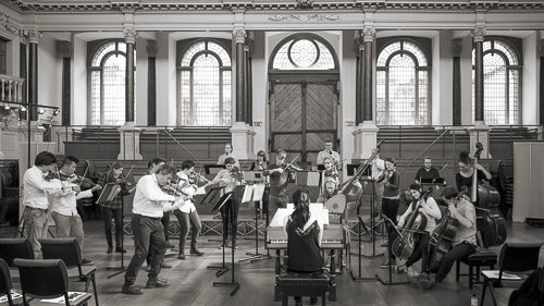 Vivaldi x2: release our new recording worldwide