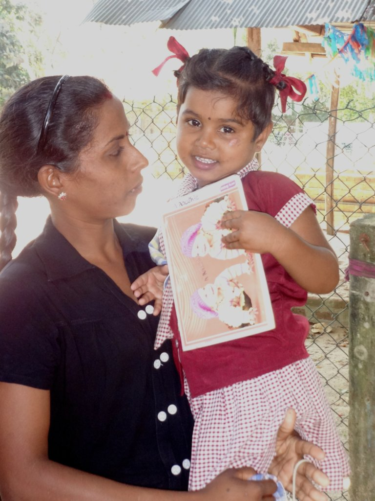 Feed a Child, Stop Malnutrition in Sri Lanka