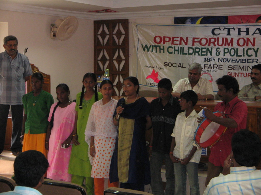 project photo for Rehabilitation of Trafficked Girls in India