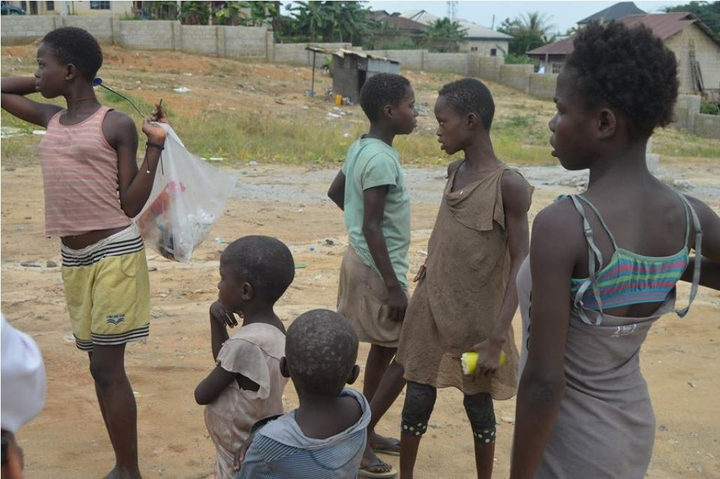 Provide Shelter for 50 Street Children in Nigeria