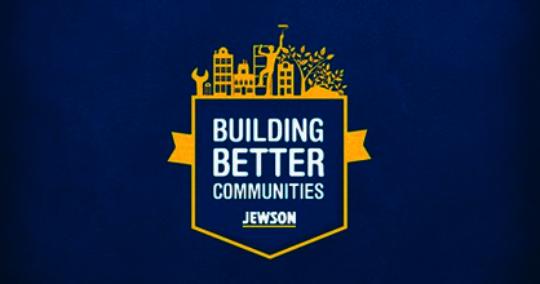 Jewsons Building Better communities