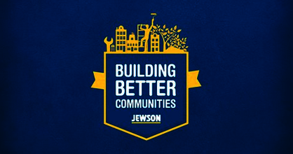 Jewsons Building Better communities