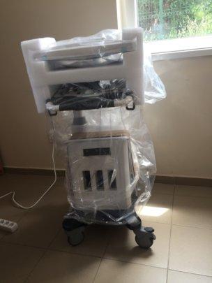 Brand new ultrasound machine