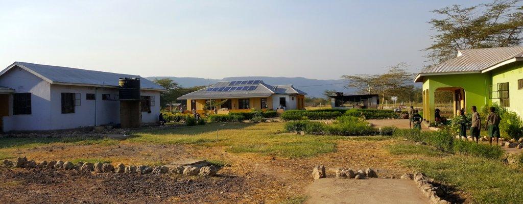 WASH (Water And Sanitation for Health) program