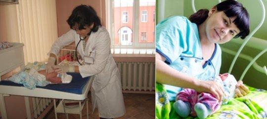 Reduce neonatal mortality in Eastern Ukraine