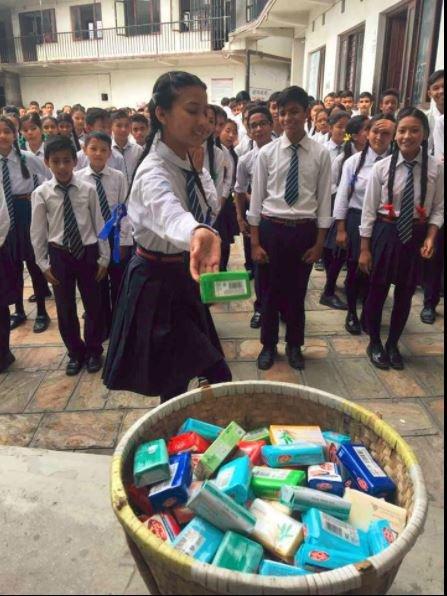 WASH MODEL SCHOOLS