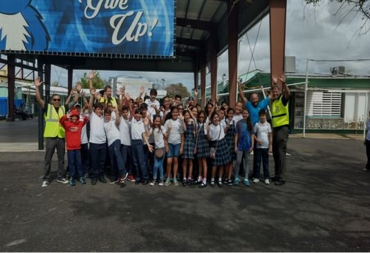 Solar Energy for Education in Puerto Rico