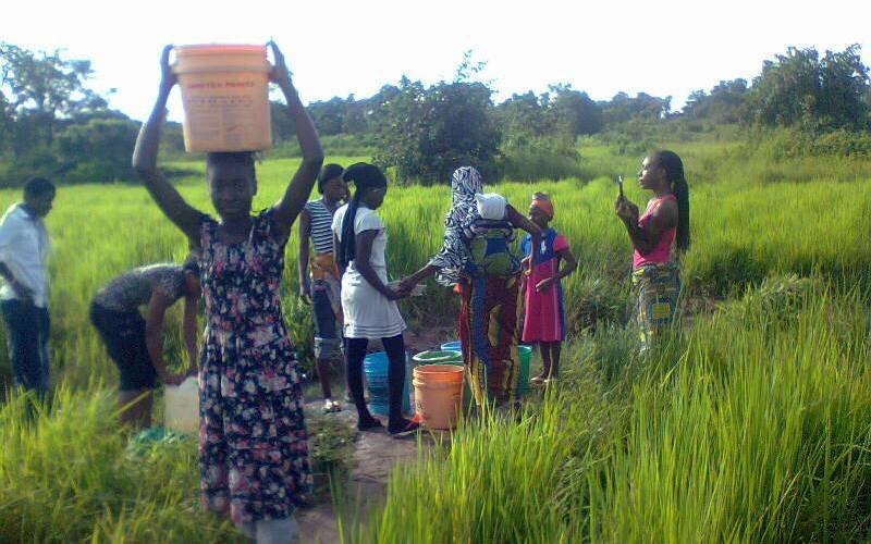 Decent Water for 500 Rural Dwellers