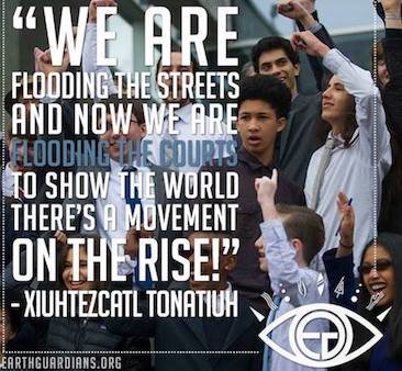 Grow the Youth Activist Movement Worldwide