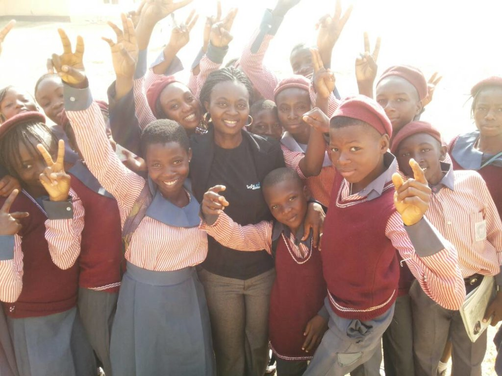 Help keep 50 Challenged Girls in School in Nigeria
