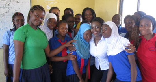Help keep 50 Challenged Girls in School in Nigeria